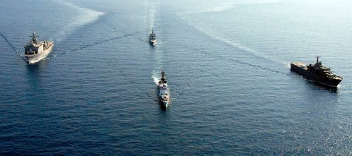 Almase, South China Sea