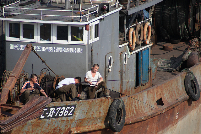 Gao_China DPRK_Environment_Fishing